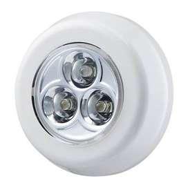 IKEA 536 RAMSTA Lampu LED Mini Serbaguna Putih