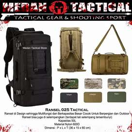 Ransel Gunung Army Import (Medan Tactical)