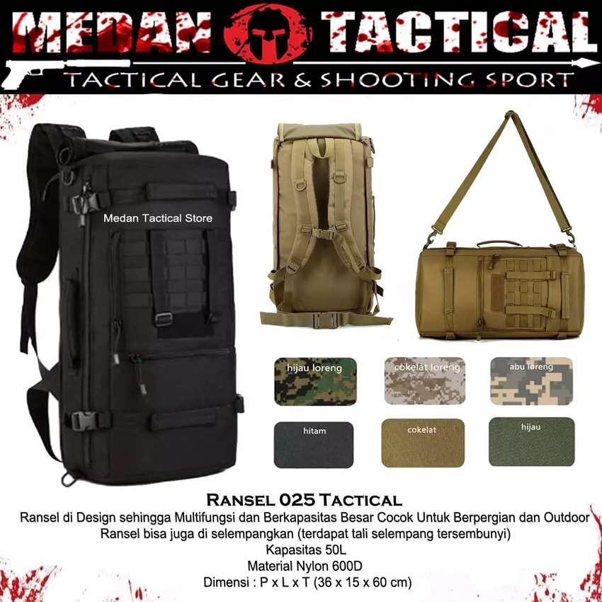 Ransel Gunung Army Import (Medan Tactical) 0