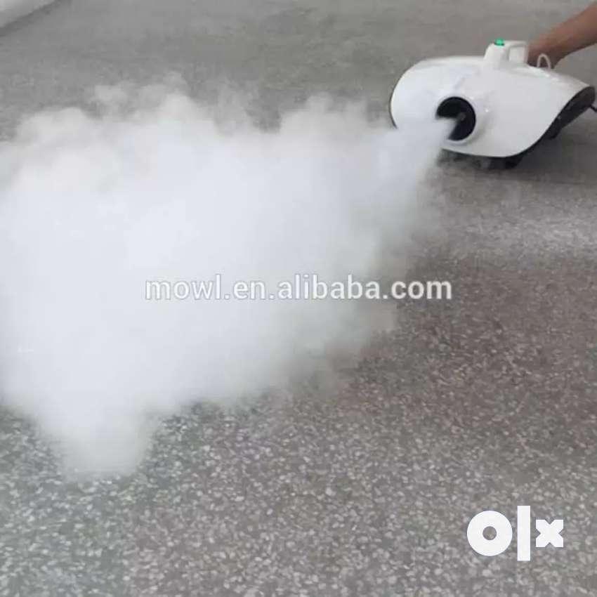 Fogging technology. Sanitize your office & Shop 0