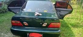 Toyota Soluna 1.5 gli hijau metalik