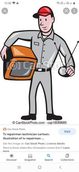 CABLE TV AND BROADBAND  TECHNICIAN