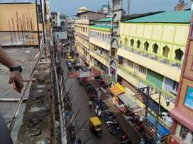 Shops with 3 katha plot for sàle at chancoori road near ramanuj school
