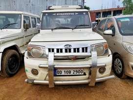 Mahindra Bolero SLX 2WD, 2014, LPG