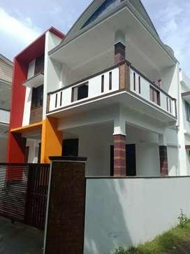 4 cent 1800 sqft 3 bhk new build house at aluva kalamassery kombara