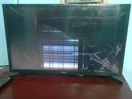 Samsung LED TV Display issue