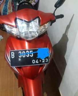 Bantu adik jual motor Honda Revo tahun 2013