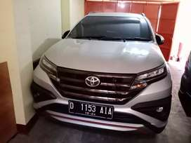 RUSH TRD matic like a new
