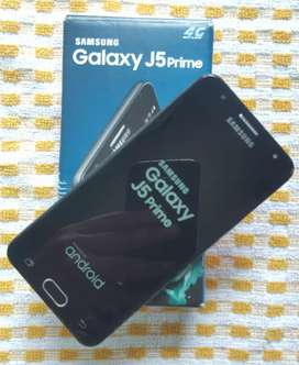 Samsung J5 PRIME.4G.2GB RAM.16GB ROM.FULL KIT.