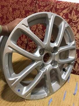 Allow wheel
