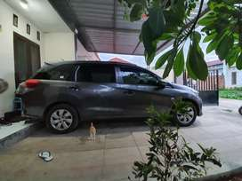 Honda Mobilio Facelift 2017 Grey Metalic
