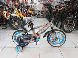 Sepeda BMX anak Interbike 12 inch