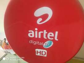 1month free on new Airtel dth connection