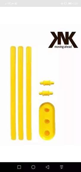 Cricket hard plastic wicket