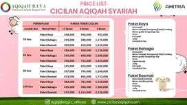 Aqiqah Program Cicilan Syariah