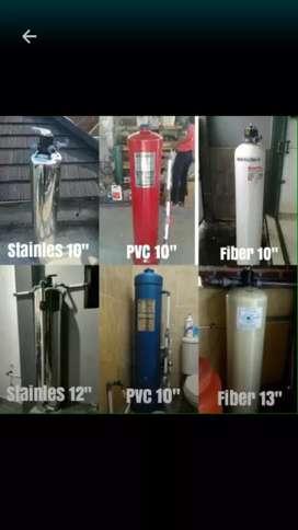 Filter air mengatasi masalah air