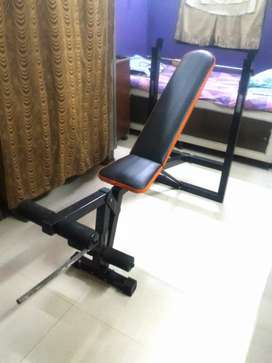 Gym Bench Multipurpose