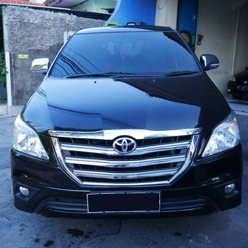 Toyota Innova G2.5 A/T th 2014, bs kredit 0