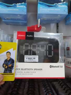 speaker bluetooth vivan clock vs5