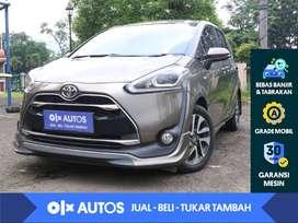 [OLX Autos] Toyota Sienta 1.5 Q A/T 2017 Coklat