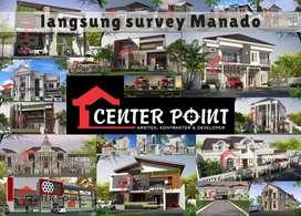 Desain Arsitek RAB IMB Kontraktor Rumah di Manado