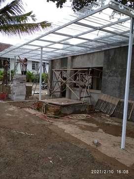 kanopi transfaran tidak berisik 0121