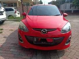 Mazda 2 R At 2011 Merah Tdp 8jt caah n credit
