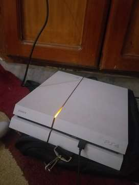 Ps4 500 GB  good condition for sell