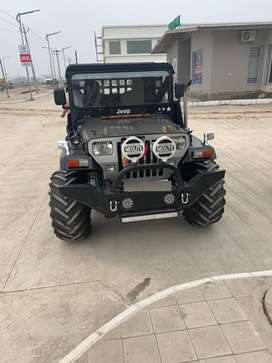 Excellent Condition Jeep only 3600Km driven with service record