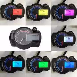 spedometer digital Koso RX2N new bisa di semua motor