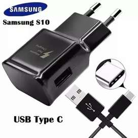 Charger Samsung S+10 Type C