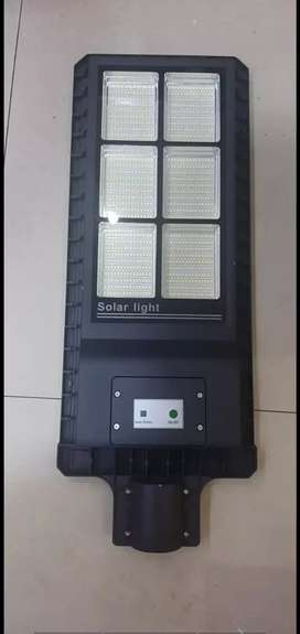 All in one solar led street light 10w to 220w avble in stock