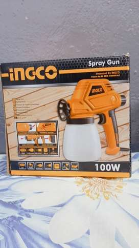Spray gun new