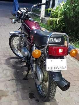 Yamaha rx 135 2001 model drum silencer