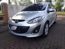 Mazda 2 HB tipe R matik 2011 DP minim cicilan ringan
