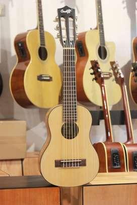 Gitarlele Pabrikan cowboy Natural Senar Nilon