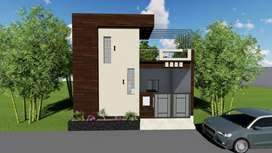 Duplex in neelbad bhopal in 600 sqft