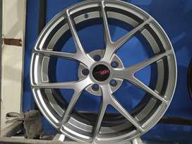Ready Stock Velg Mobil Luxio, Lexus, Terios dll R18 HSR MONSTROUS