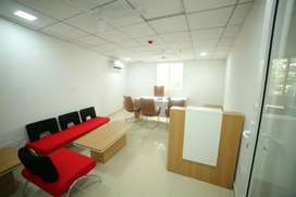 (Commercial Rent)Move to your dream office in between the nature