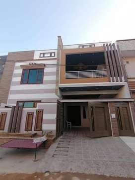 240 yards super stylish double story house block-5,saadi town