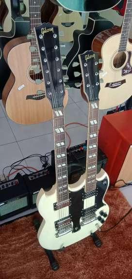 Gitar elektrik Gibson double