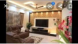 Fully furnished chahie turant Sampark Karen Indira Nagar Gomti Nagar