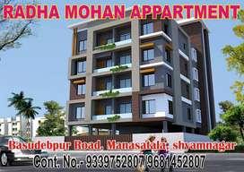 2 bhk flat for sale in Shyamnagar railway station