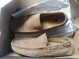 United state of benneton brown loafer