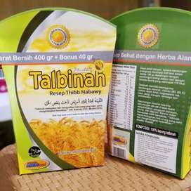 Talbinah tepung gandum untuk obat lambung
