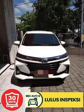 [Lulus Inspeksi] Toyota Avanza G M/T 2019 Putih