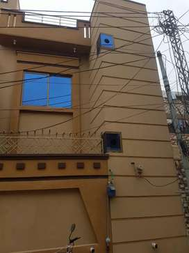 8 Marla new house for rent in Aslam colony Attock city
