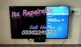 "Bravia,Orange & Harier 32"" To 75"" LED TVs Fix N Flip."