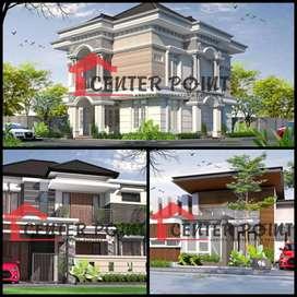 Desain Arsitek RAB IMB Kontraktor Rumah di Bitung