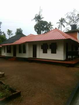 House for sale with 44.25 cent of land